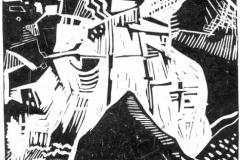 «Город которого нет», 2003, X3, 18x16