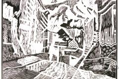 «Улица 2», 2005, X3, 22,5x28