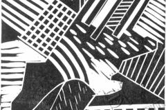 «Композиция 1», 2005, X3, 10x10