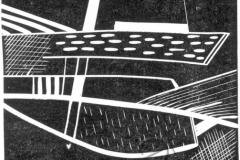 «Движение 2», 2005, X3, 13,5x12