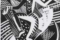 «Шива натараджи», 2010, X3, 18x12