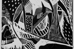 «Нут», 2013, X3, 25x24