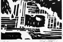 «Пространство 1», 2016, X3, 9,8x7