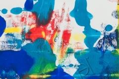 """""""Рассвет"""", 2009, бум./монотипия"""