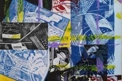 """""""Композиция 3"""", 2010, бум./смеш. техника"""