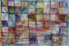 """""""Ночные думы 3"""", 2011, бум./акварель, 25x36"""