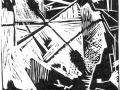 «Разбитое окно», 2002, X3, 18x17