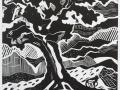 «Мировое древо», 2010, X3, 29x26