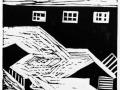 «Крыши 2», 2013, X3, 10x10
