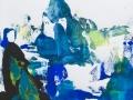 """Вечер на побережье"", 2009, бум./монотипия"