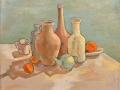 «Три апельсина», 1999, х/м, 50х60