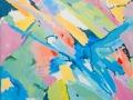 «Ветер с юга», 2003, х/м, 70х60