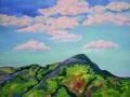 «Гора 1», 2003, х/м, 70х90