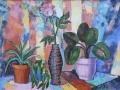 «Из жизни растений 3», 2011, х/м, 50х70