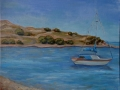 «Хараки. Полдень на море», июнь 2014, к/м, 30х40