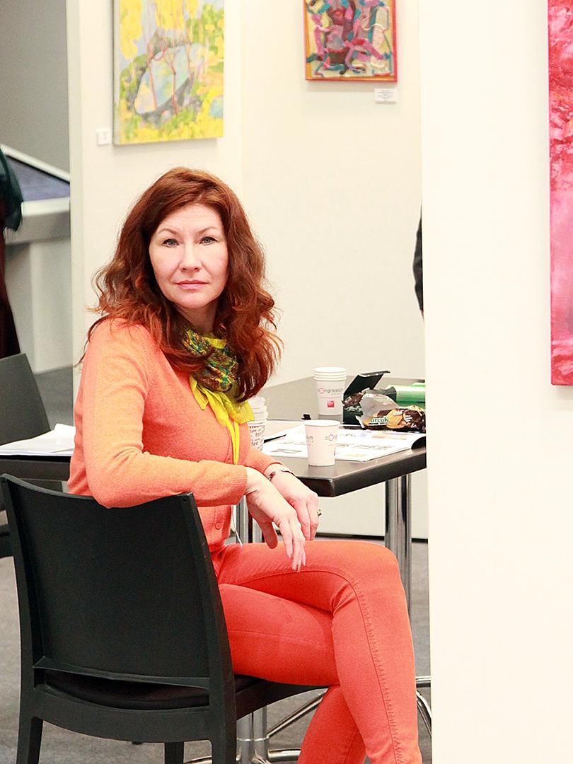 Эльза Нафикова